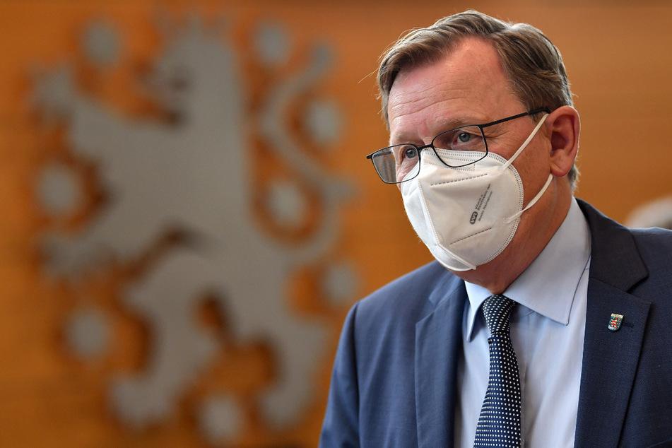 Bodo Ramelow (65, Linke) hat sich mit Kritik gegenüber Hans-Georg Maaßen (58, CDU) nicht zurückgehalten und ordentlich ausgeteilt.