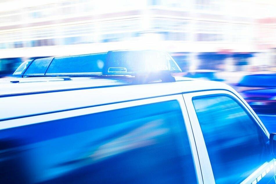 Zwei Männer wollen ein Auto klauen, landen aber im Straßengraben