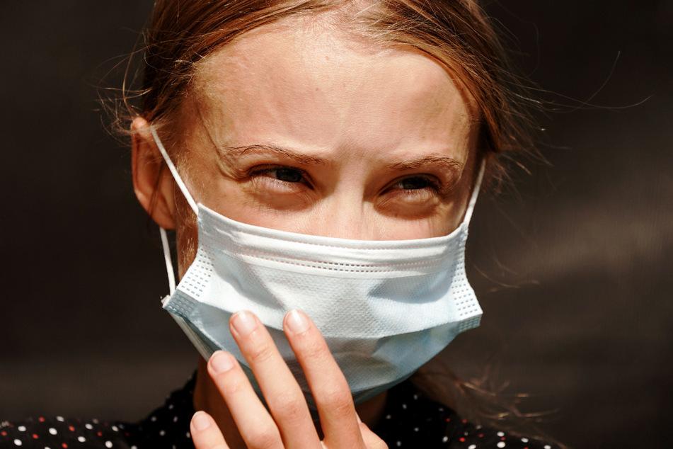 Greta Thunberg (18) spendet Geld, um Impfstoff für ärmere Länder zu beschaffen.