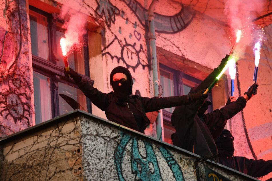 Berlin: Linke Szene ruft zu dezentralen Protestaktionen am 1. Mai auf