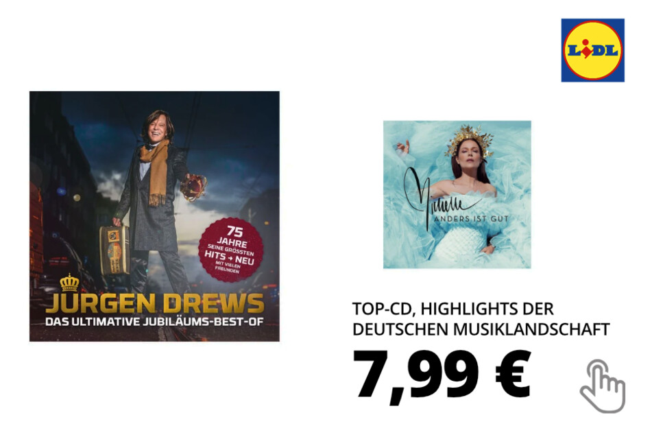 Top-CD, Highlights der deutschen Musiklandschaft