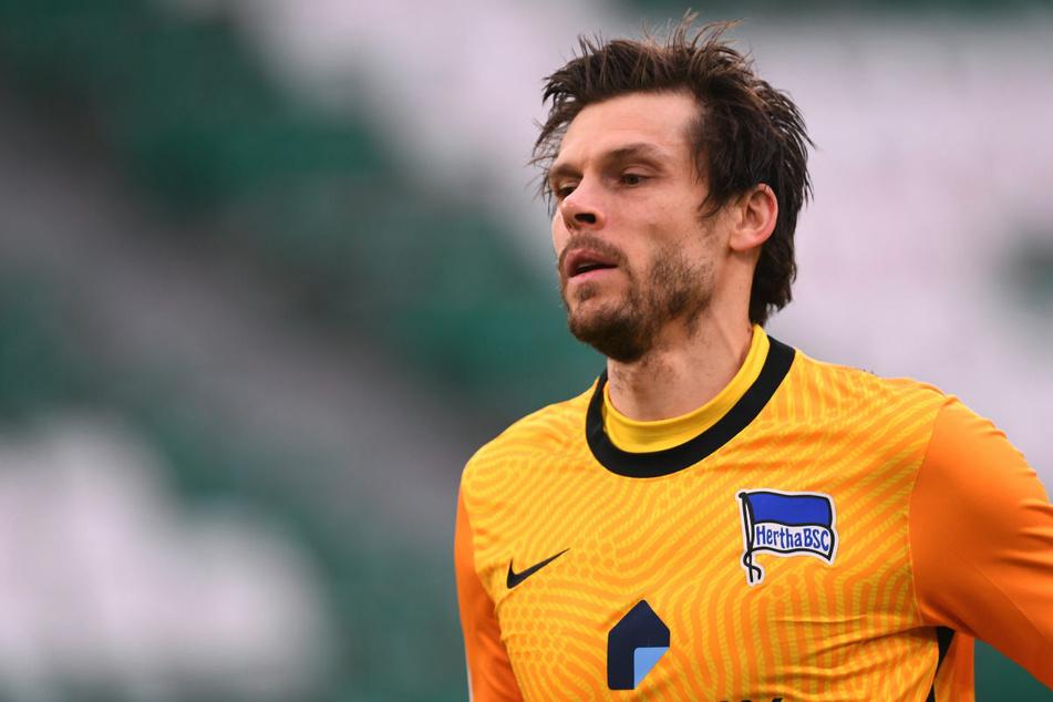 Hertha-Keeper Rune Jarstein (36) wurde bei der 0:3-Niederlage seiner Norweger gegen die Türkei zur Pause ausgewechselt, ohne dass eine Verletzung vorlag.