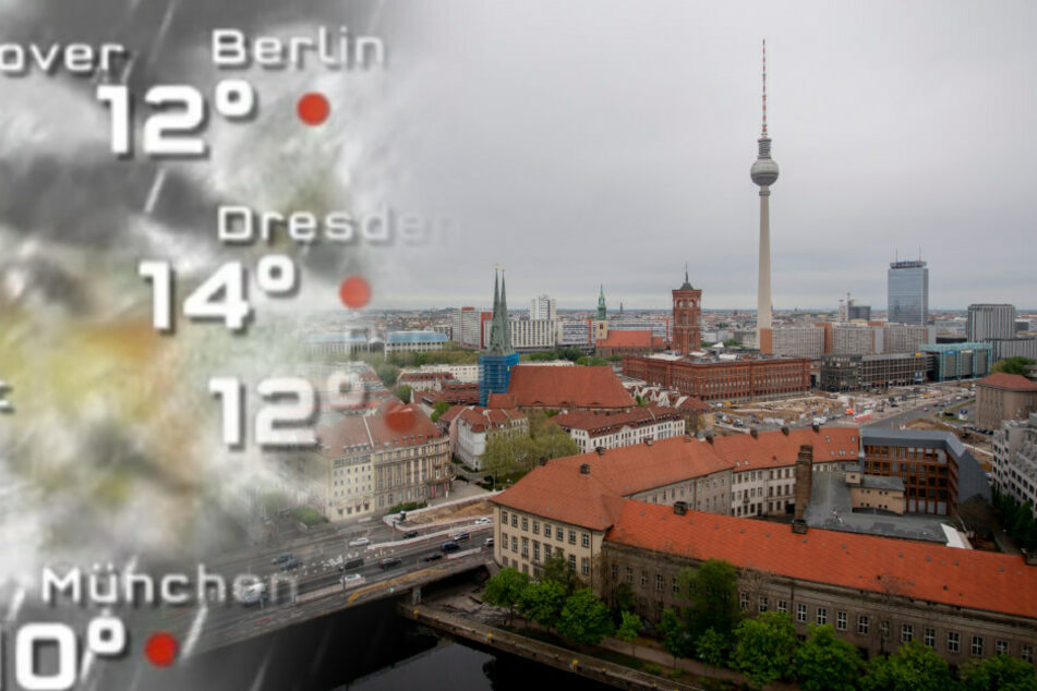 Graue Aussichten: Endlich Regen für Berlin und Brandenburg?