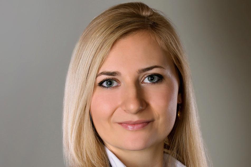 Carolin Bachmann (32, AfD) will als neues Gesicht in den Bundestag.