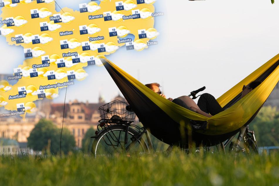 Der Juli auf Versöhnungs-Kurs: Kommt der Sommer nach Sachsen zurück?
