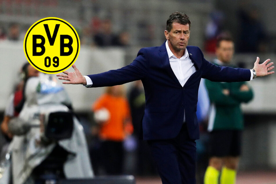 """BVB-Beben: Vertrauensverhältnis zwischen Michael Skibbe und Dortmund """"zerrüttet""""!"""