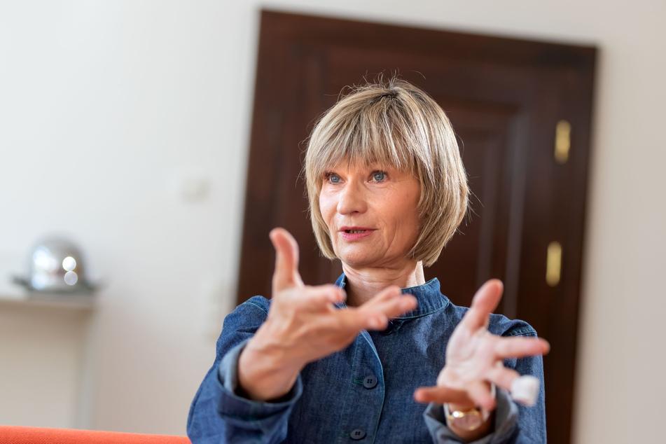 Ex-Oberbürgermeisterin Barbara Ludwig (59, SPD) wollte die ehemalige SED-Zentrale abreißen lassen.