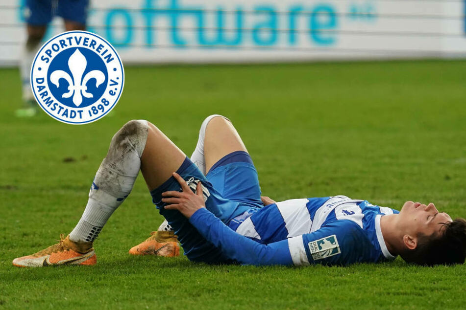 SV Darmstadt 98 nach kurioser Heimpleite gegen 1. FC Nürnberg geschockt