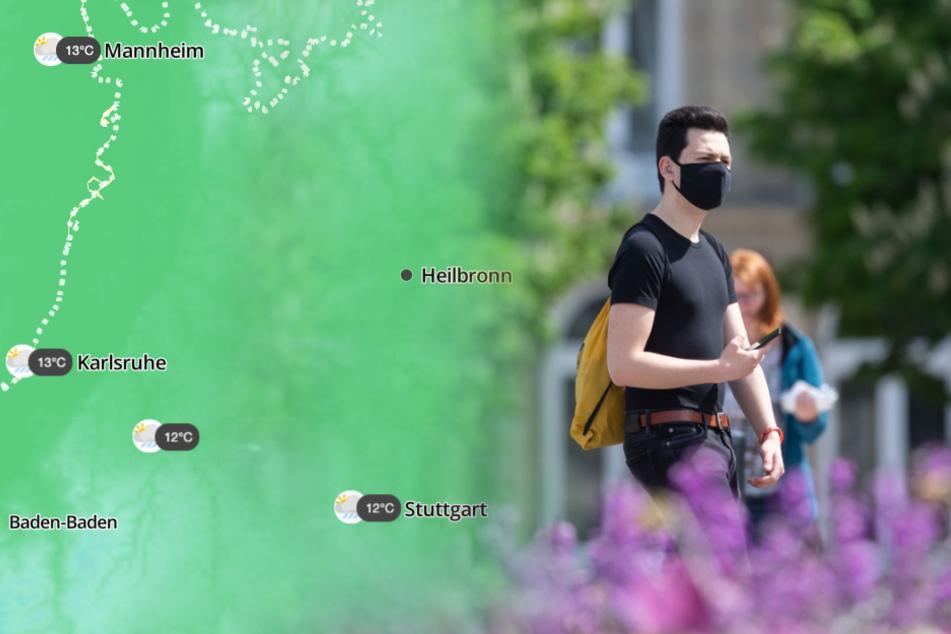 Regenschirm oder Sonnenbrille: So wird das Wochenend-Wetter