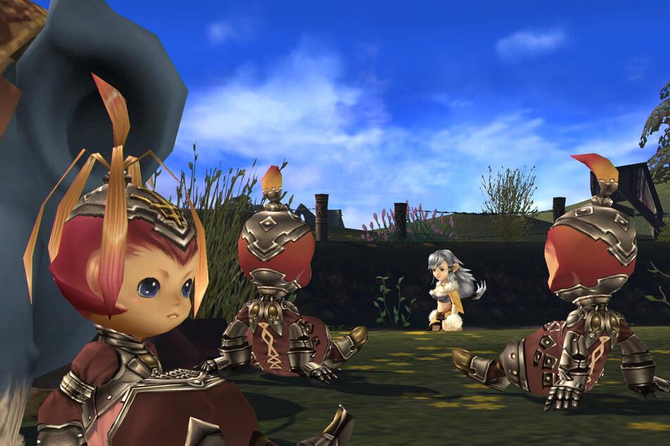 """In """"Final Fantasy Chrystal Chronicles"""" müsst Ihr vor allem auf Teamwork setzen."""