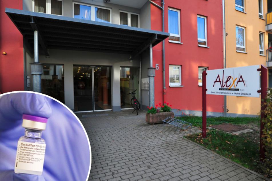 Corona-Fail! Impfstoff in Chemnitzer Altenheim da, doch der Arzt fehlt!