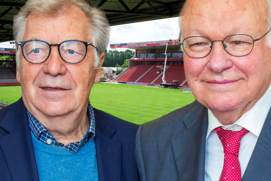 Diepgen contra Momper: Hauptstadtderby mit oder ohne Fans?