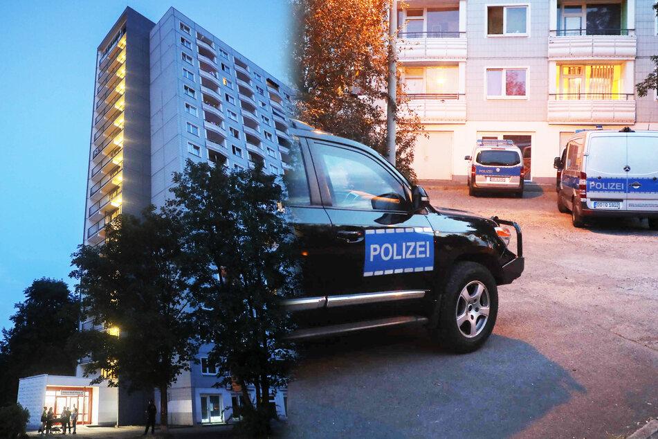 Dresden: Vom Balkon geschossen? Polizei-Spezialkommando nimmt Mann in Prohlis fest!