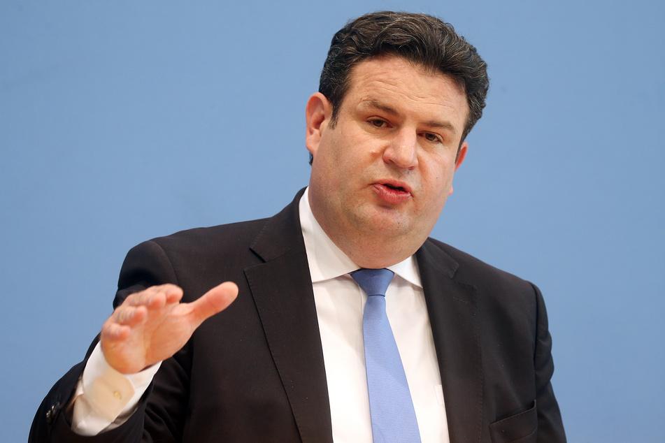 Hubertus Heil (48, SPD), Bundesarbeitsminister.