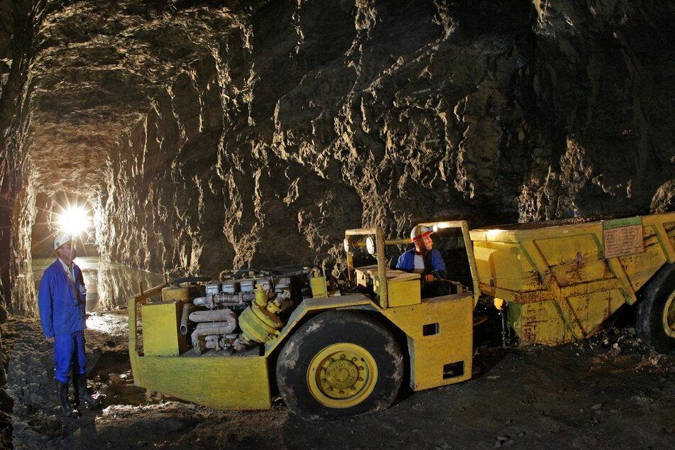 In der Zinnkammer könnt Ihr die Geheimnisse des Wismut-Bergbaus erkunden.