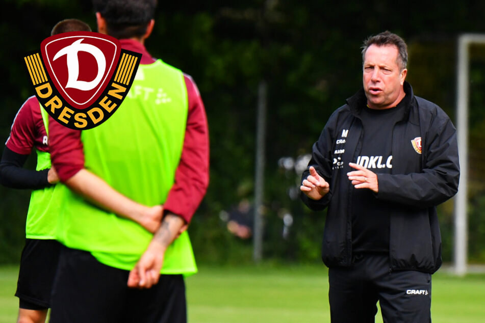 """Dynamo trainiert wieder und bezieht Quarantäne-Hotel! """"Motto: Wir gegen den Rest der Welt"""""""