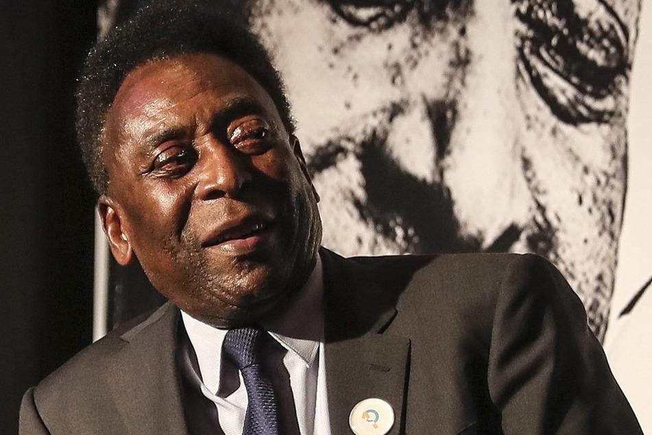 Der Zustand von Fußball-Legende Pelé (80) stabilisiert sich.