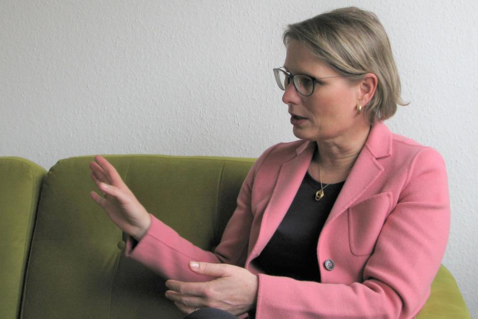Die rheinland-pfälzische Bildungsministerin Stefanie Hubig (51, SPD).