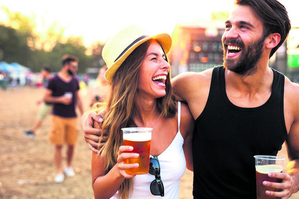 """Ein Festival rund um den Gerstensaft? Das verspricht der Veranstalter des """"Stollberger Biermarktes"""" (Symbolbild)."""