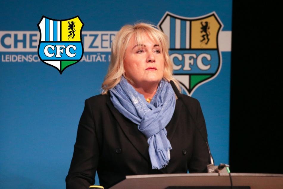 Chemnitzer FC beantragt Kurzarbeitergeld
