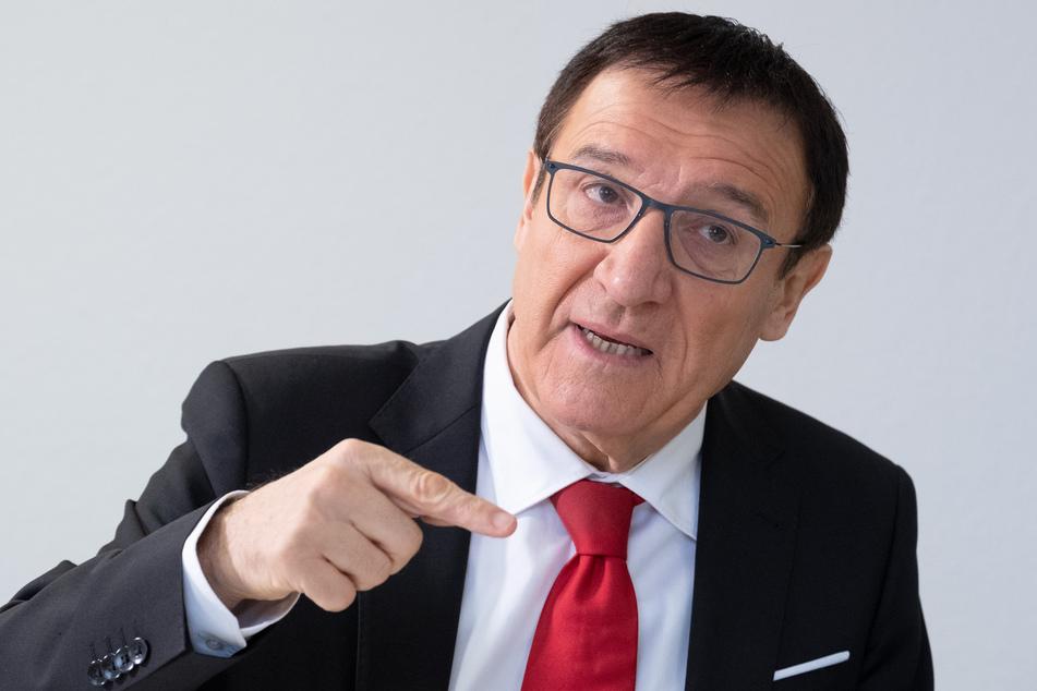 Wolfgang Reinhart, Vorsitzender der CDU-Fraktion von Baden-Württemberg.