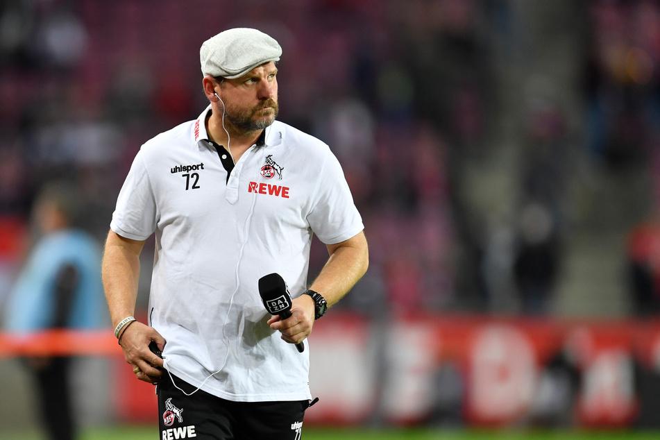 Steffen Baumgart (49) will mit offensivem Fußball die Punkte in der Bundesliga einfahren.