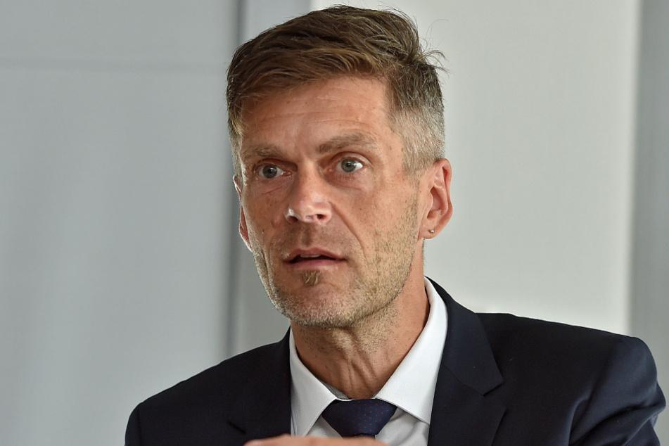 DVB-Vorstand Lars Seiffert äußert sich.