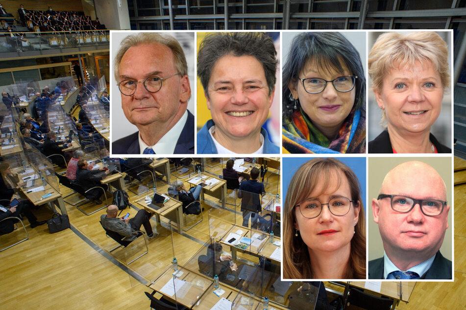 Wahlsonntag in Sachsen-Anhalt: Hier findet Ihre alle Infos zu den Spitzenkandidaten
