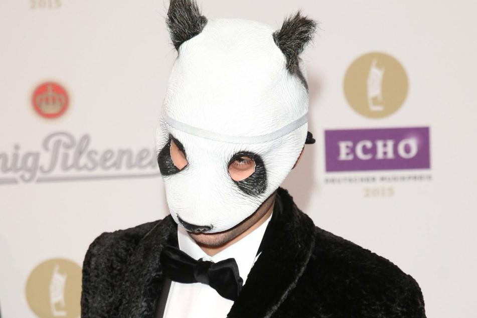 Sänger Cro (31) hier im März 2015 bei der Verleihung des Musikpreises Echo. (Archivbild)