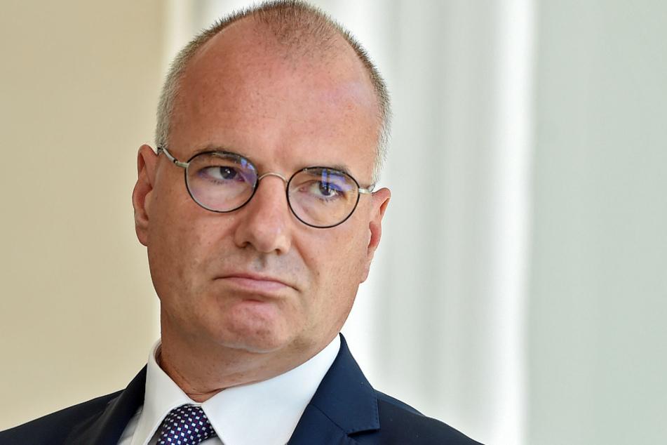 Aufruf an die Kollegen: Ärztekammerpräsident Erik Bodendieck (53).