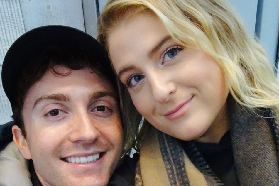 Meghan Trainor (26) and Daryl Sabara (28) have been married since 2018.