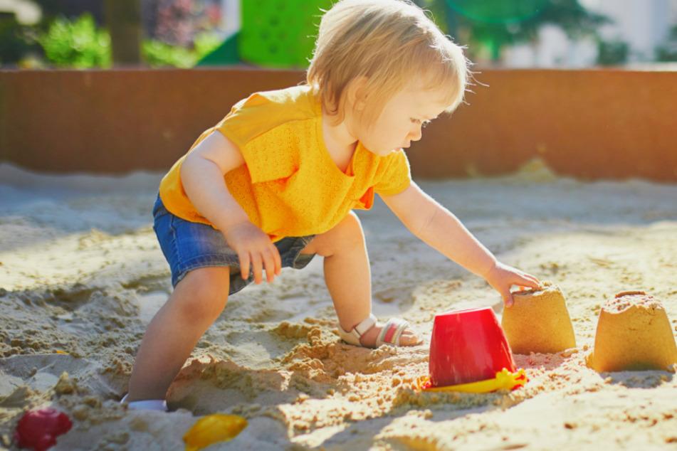 """Experte klärt auf: """"Kinder können auch mal Sand in den Mund stecken - kein Problem"""""""
