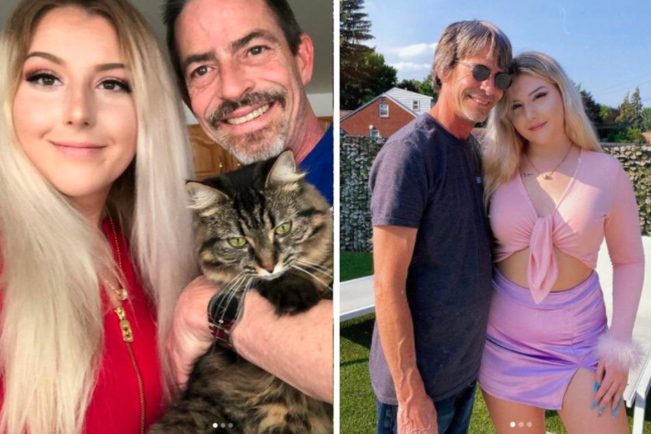 21-Jährige liebt 33 Jahre älteren Mann: Sie nennt ihn ihren Sugar Daddy