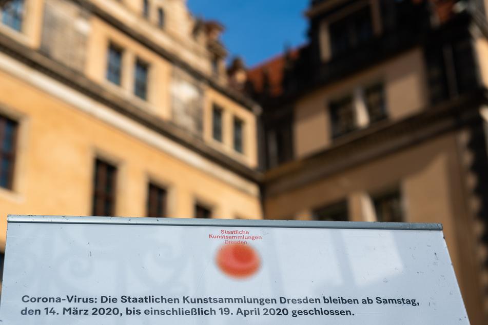 Die Staatlichen Kunstsammlungen Dresden bleiben vorerst auch weiterhin geschlossen.