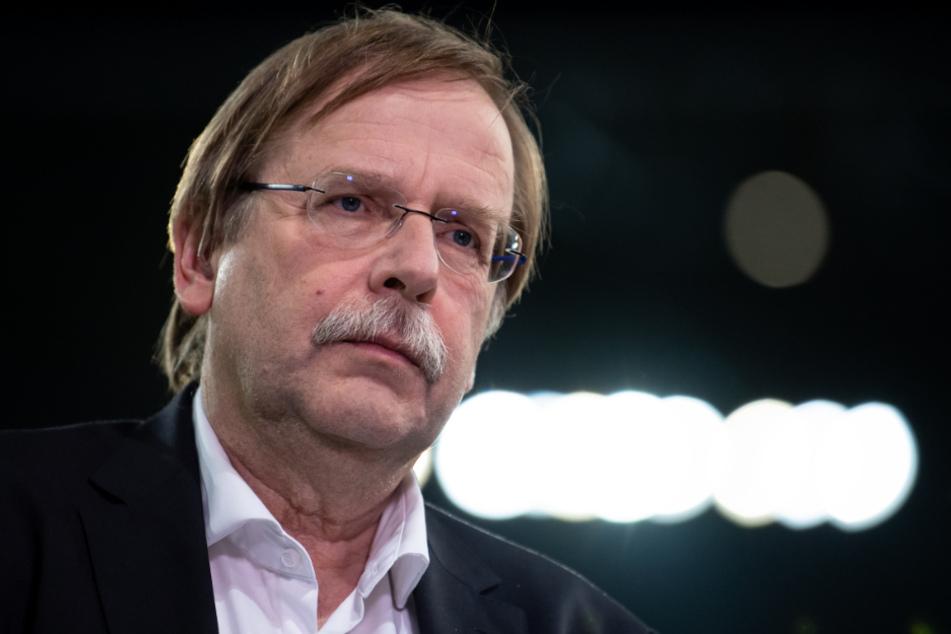 BFV-Präsident Rainer Koch.