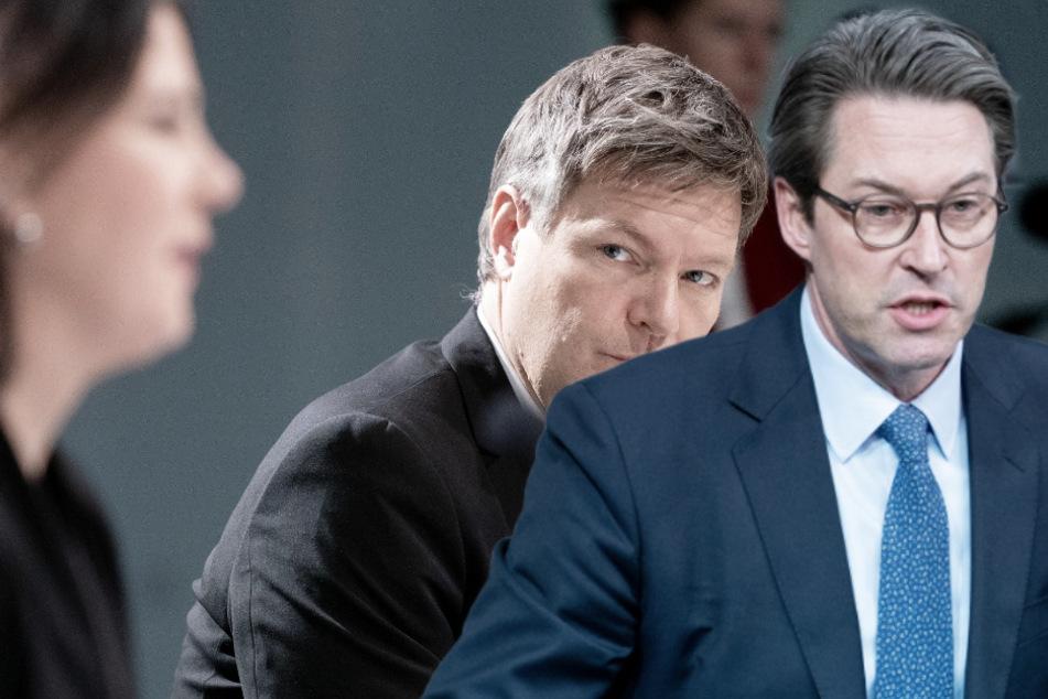 """""""Wollen uns den SUV wegnehmen"""": Scheuer ledert gegen die Grünen! """"Es geht um unsere Freiheit!"""""""