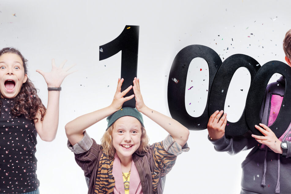 """Die beliebte Kinderserie """"Schloss Einstein"""" feiert seine 1000 Folgen."""