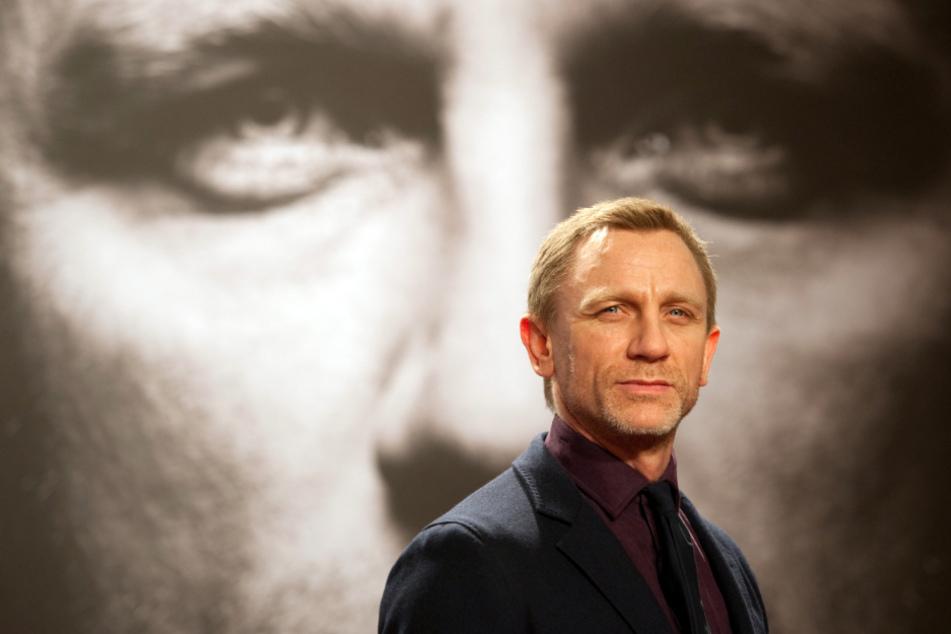 Ein letztes Mal schlüpft Daniel Craig (52) in die Rolle des britischen Agenten.