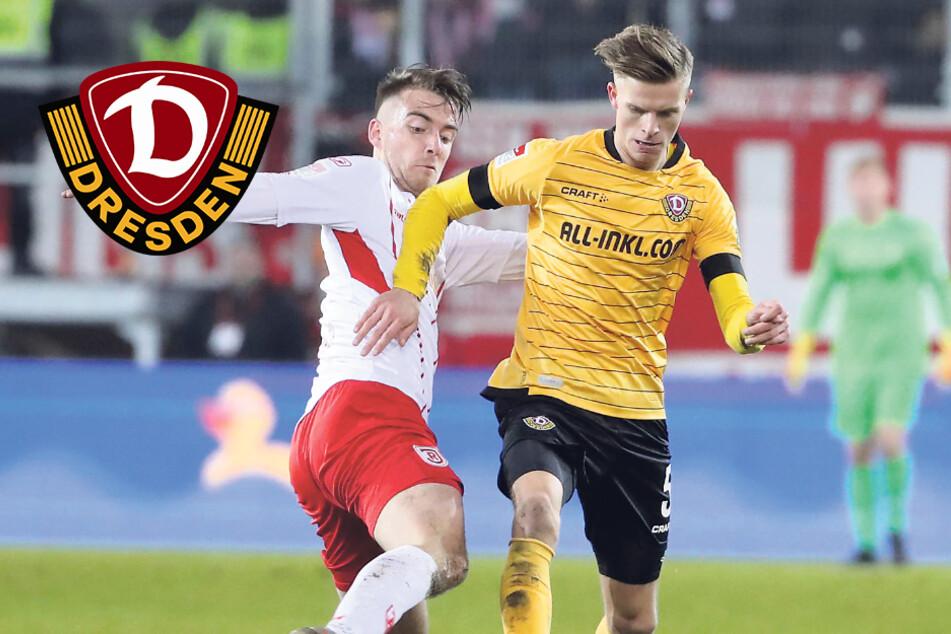 Dynamo-Mittelfeldspieler Burnic: Zwischen Kreisklasse und Top-Niveau