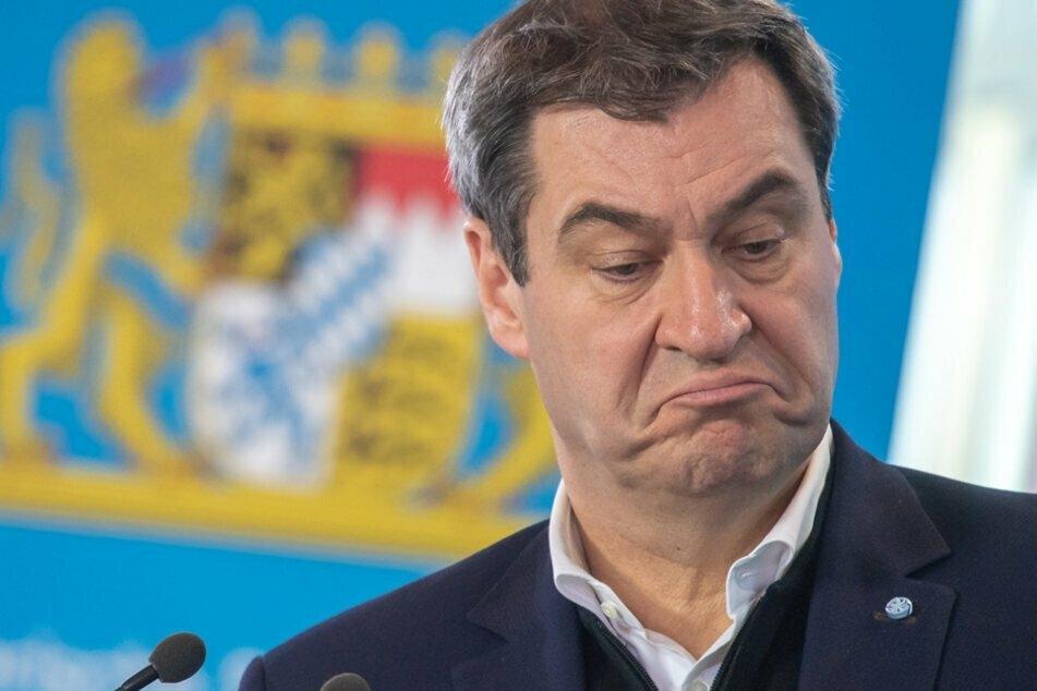 CSU-Chef Markus Söder (56) sieht angesichts der miserablen Umfragewerte für die Union Handlungsbedarf.