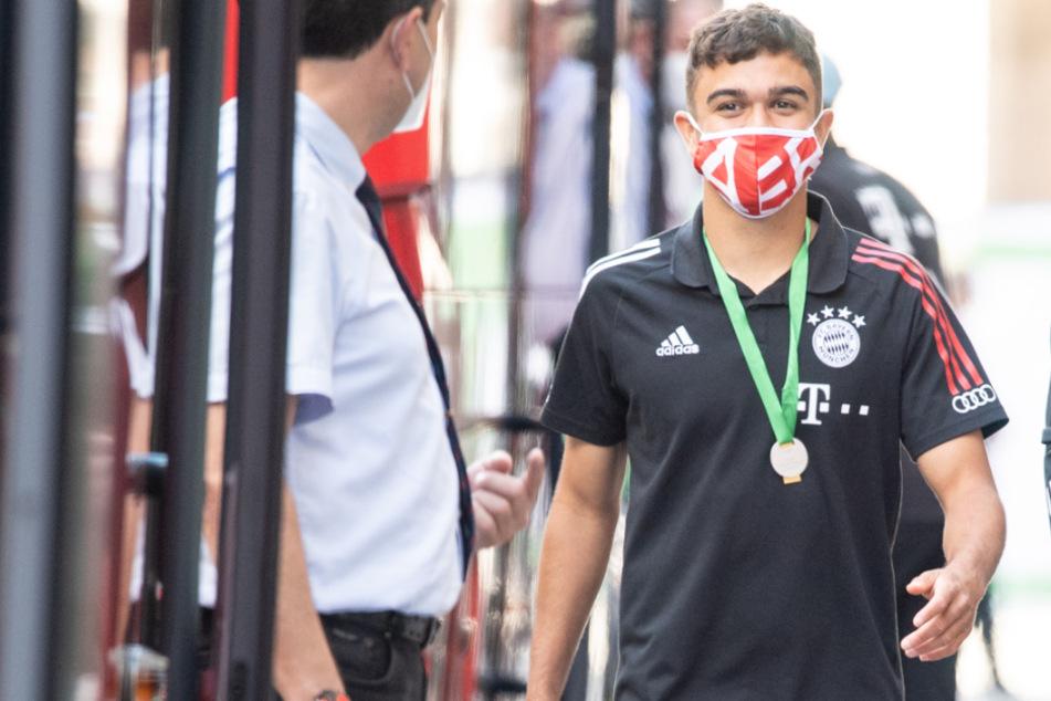 Der Deal ist fix: Der FC Bayern München verleiht Oliver Batista-Meier an SC Heerenveen.