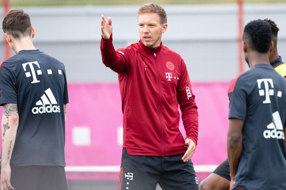 Der Auftrag von Julian Nagelsmann (33, M.) beim FC Bayern München ist klar: Der neue Übungsleiter soll das maximal Mögliche herausholen.