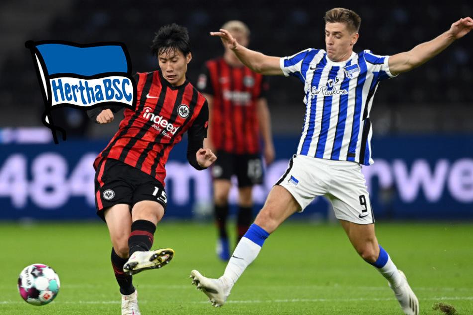 24-Mio.-Stürmer außen vor: Darum sitzt Hertha-Star Piatek nur auf der Bank