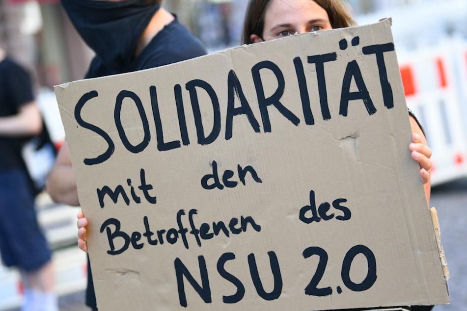 """München: Doch nur """"Trittbrettfahrer""""? Ermittler geben neue Details zur """"NSU2.0""""-Affäre bekannt"""
