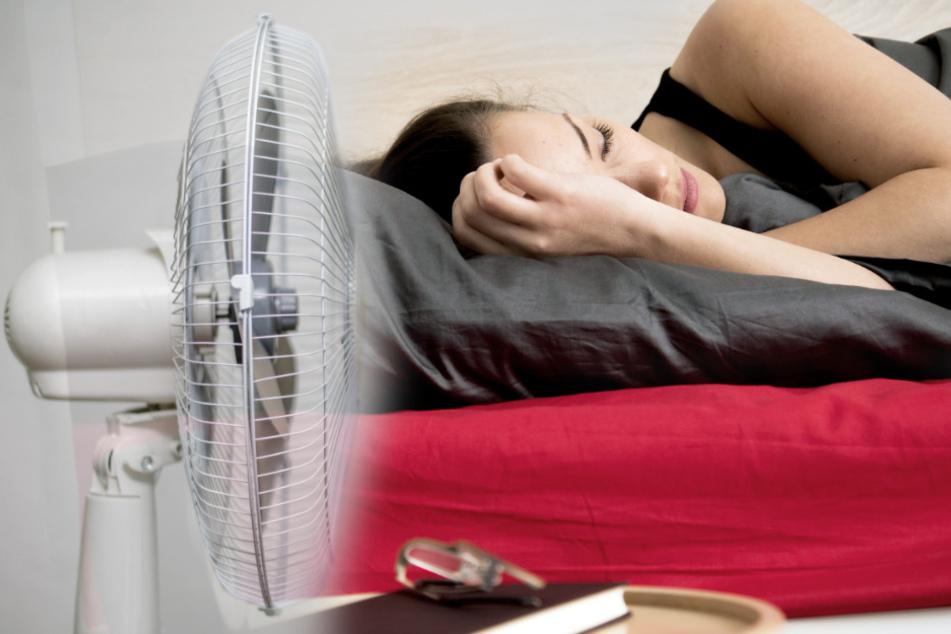Der Ventilator darf's gerne sein. Allerdings gibt es noch ein paar andere Tricks.