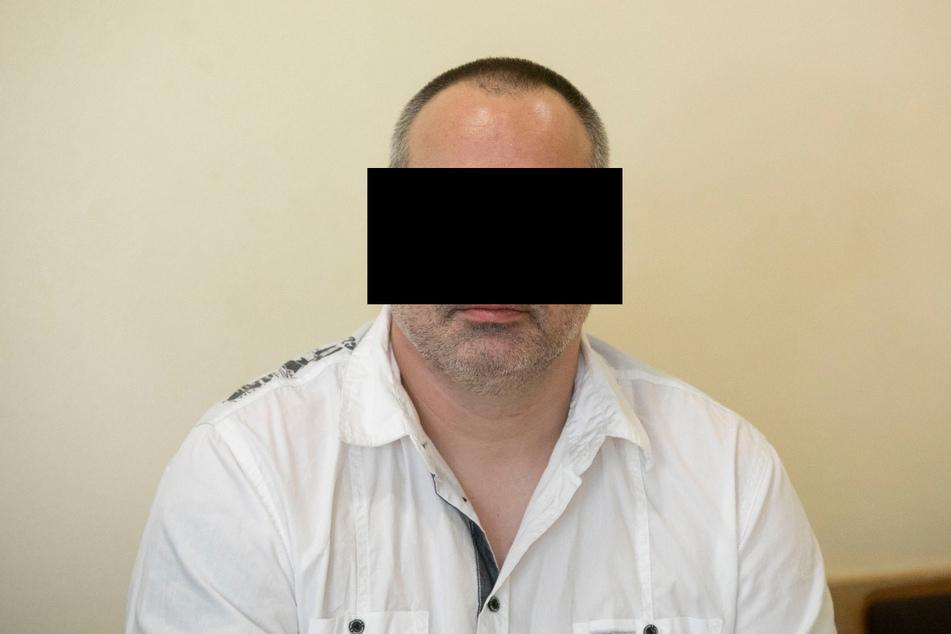 Nico P. (45) hoffte vergeblich auf eine Bewährungsstrafe.