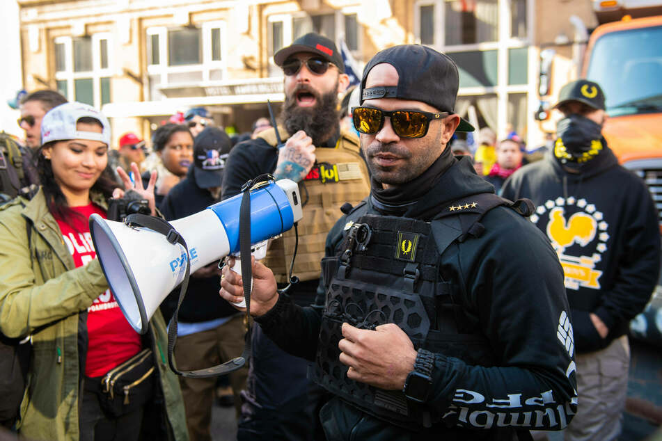 Leader of far-right Proud Boys released from jail