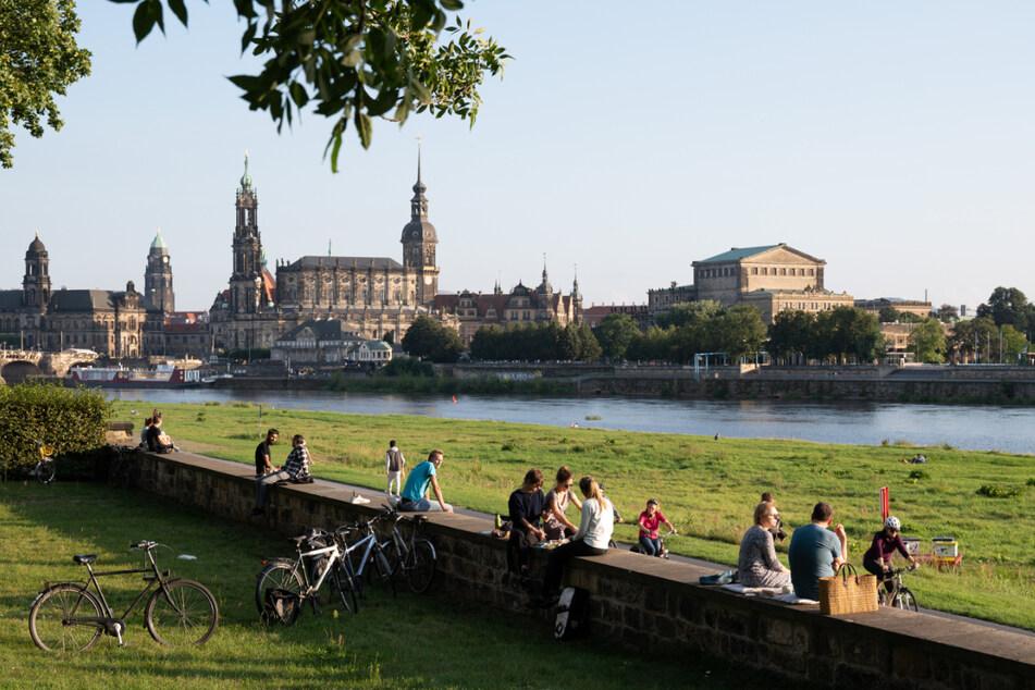 In Dresden wurden am Montag 32 neue Corona-Fälle gemeldet.