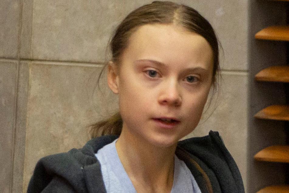 Greta Thunberg (17) war in letzter Zeit fleißig.