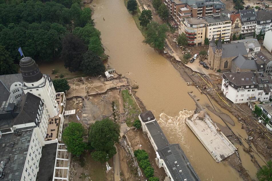 Flutkatastrophe in Deutschland: Anzahl der Toten steigt weiter an